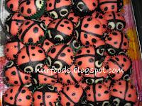 Apam ladybug