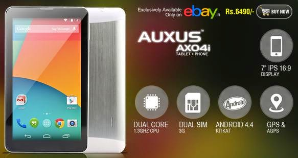 iberry Auxus AX04i price in India images