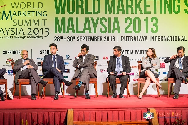 World Marketing Summit 2013 - A Global Meet