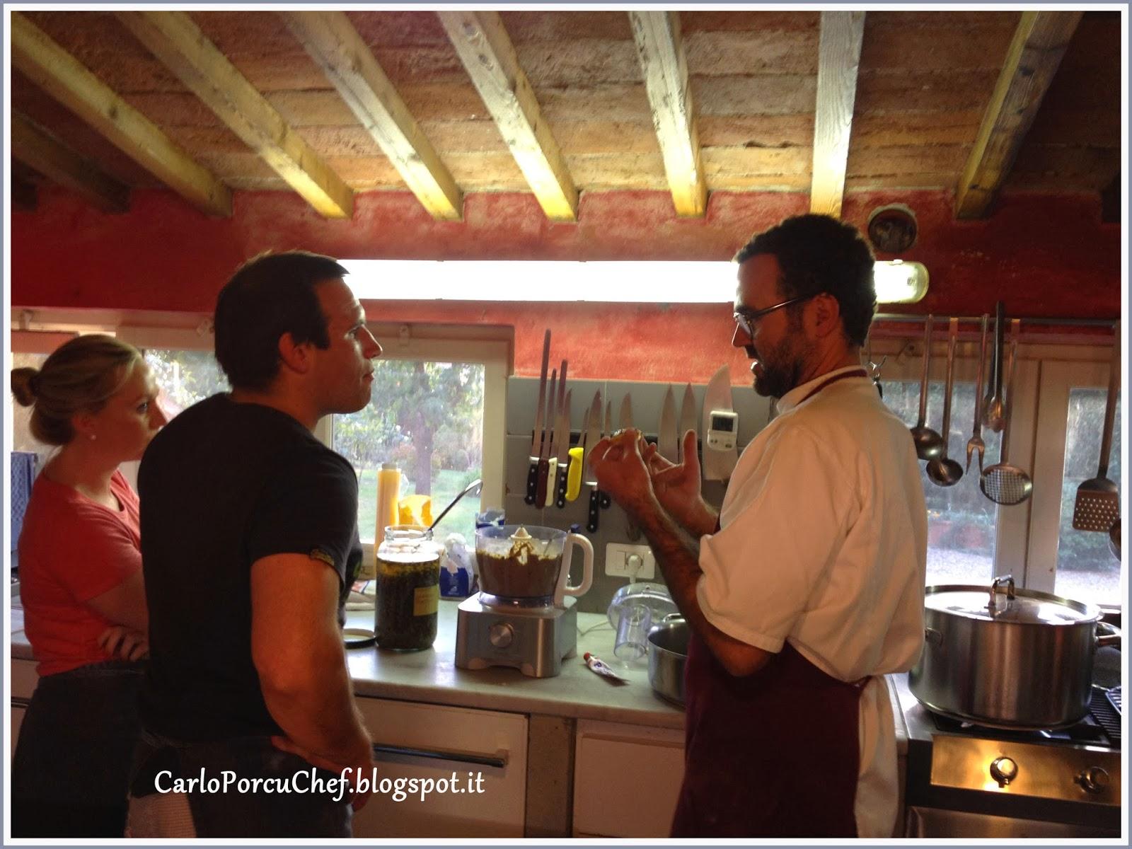 carlo porcu chef: in cucina con lo chef carlo - Basi Di Cucina