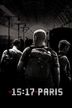 15h17: Trem para Paris Torrent - BluRay 720p/1080p Dual Áudio