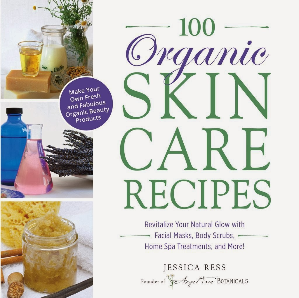 My DIY Skincare Book!
