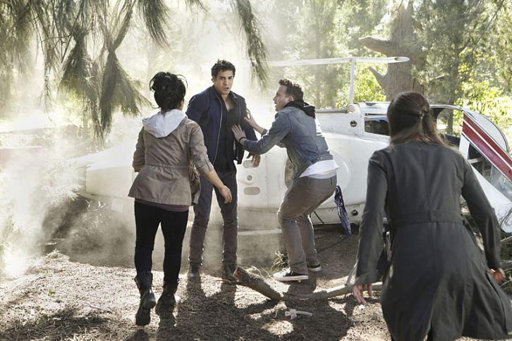 Scorpion - Episode 1.19 - Young Hearts Spark Fire - Promotional Photos