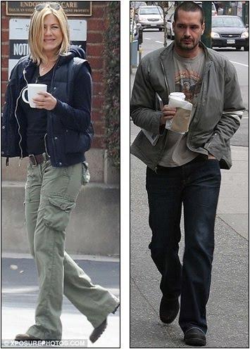 Jennifer Aniston Love Happens Wardrobe. Secret romance: Jennifer