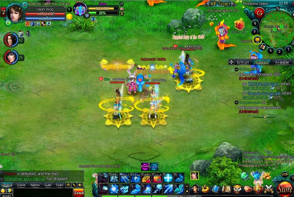 list game online rpg indonesia