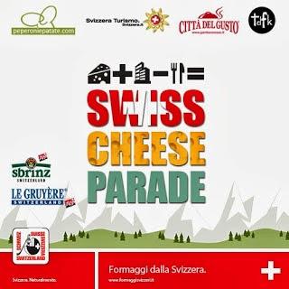 #SwissCheeseParade