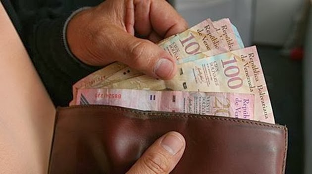 Venezuela, entre los países cuyo salario mínimo no cubre la cesta básica