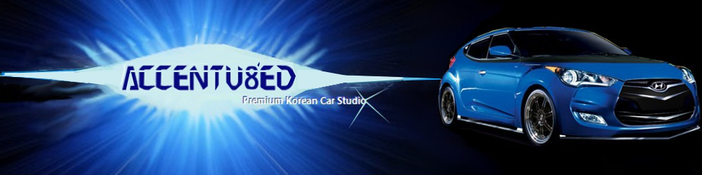 Accentu8ed Korean Cars