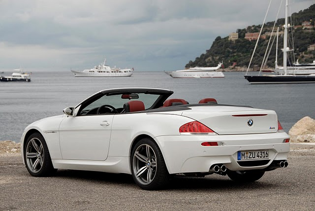 Attractive Bmw M6 2010