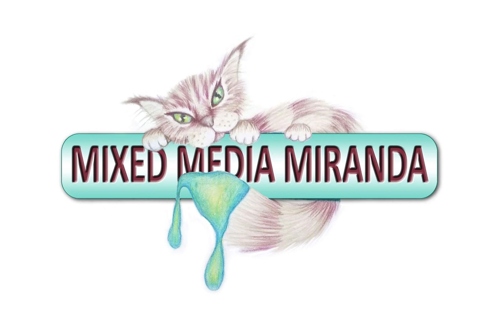 Mixed Media Miranda