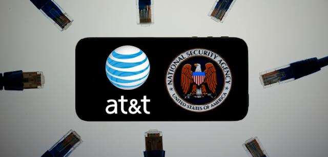 AT&T ajudou a NSA com sua espionagem em massa