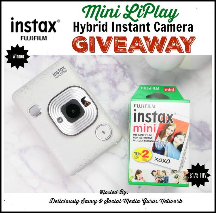 Hybrid Camera Giveaway