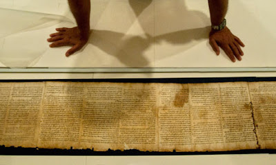 Israel dan Google telah letak Dead Sea Scrolls dalam talian