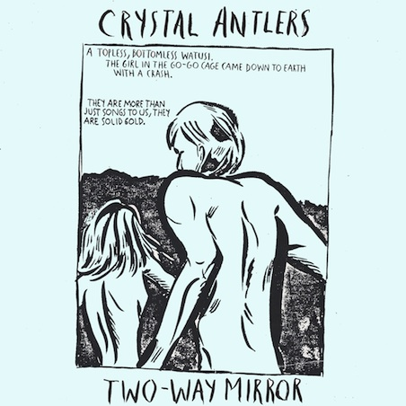 Two-Way Mirror (Crystal Antlers)