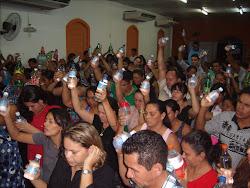Mega Cruzada na IEQ de Paragominas, PA, Pr Aroldo