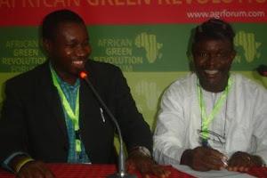 AGRF 2012 Arusha