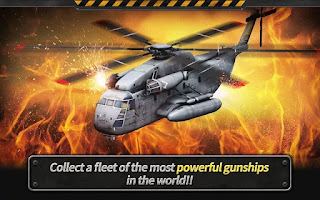 Gunship Battle: 3D Helicopter 1.9.1 Mod Apk (Unlimited Money)