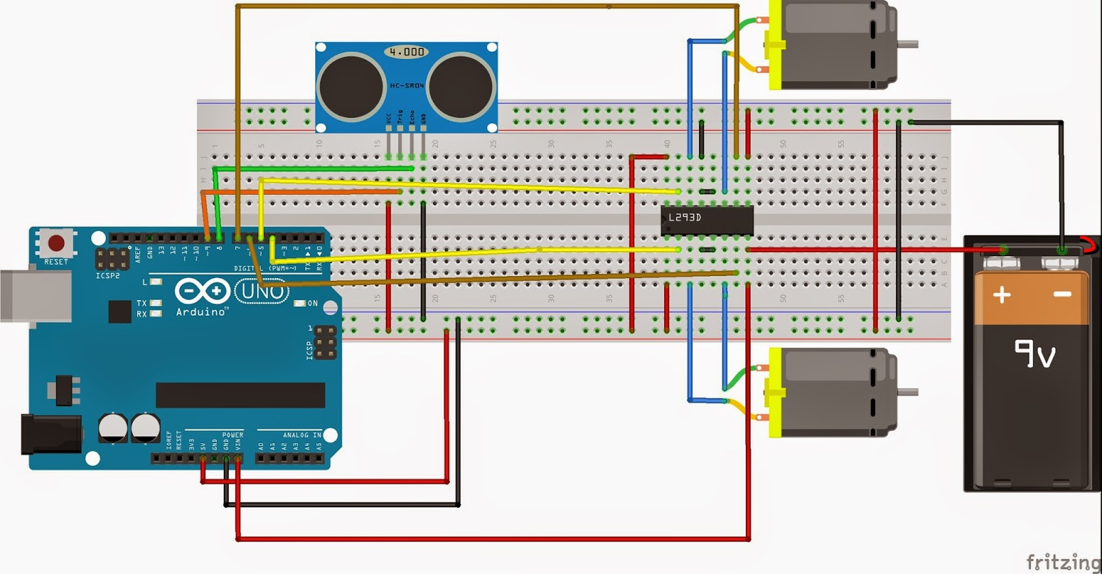 obstacle%2Bavoiding_bb how to make a obstacle avoiding robot using arduino ~ make robots fanuc robot wiring diagram at highcare.asia