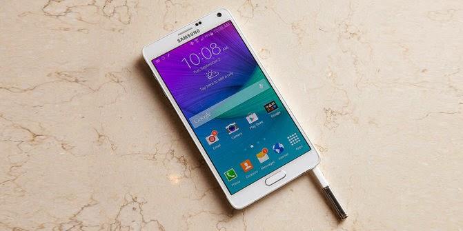 Smartphone Yang Punya Layar Terbaik