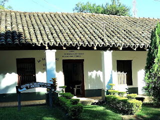 Casa de Las Víctimas, em San Ignacio Guazu, no Paraguai.