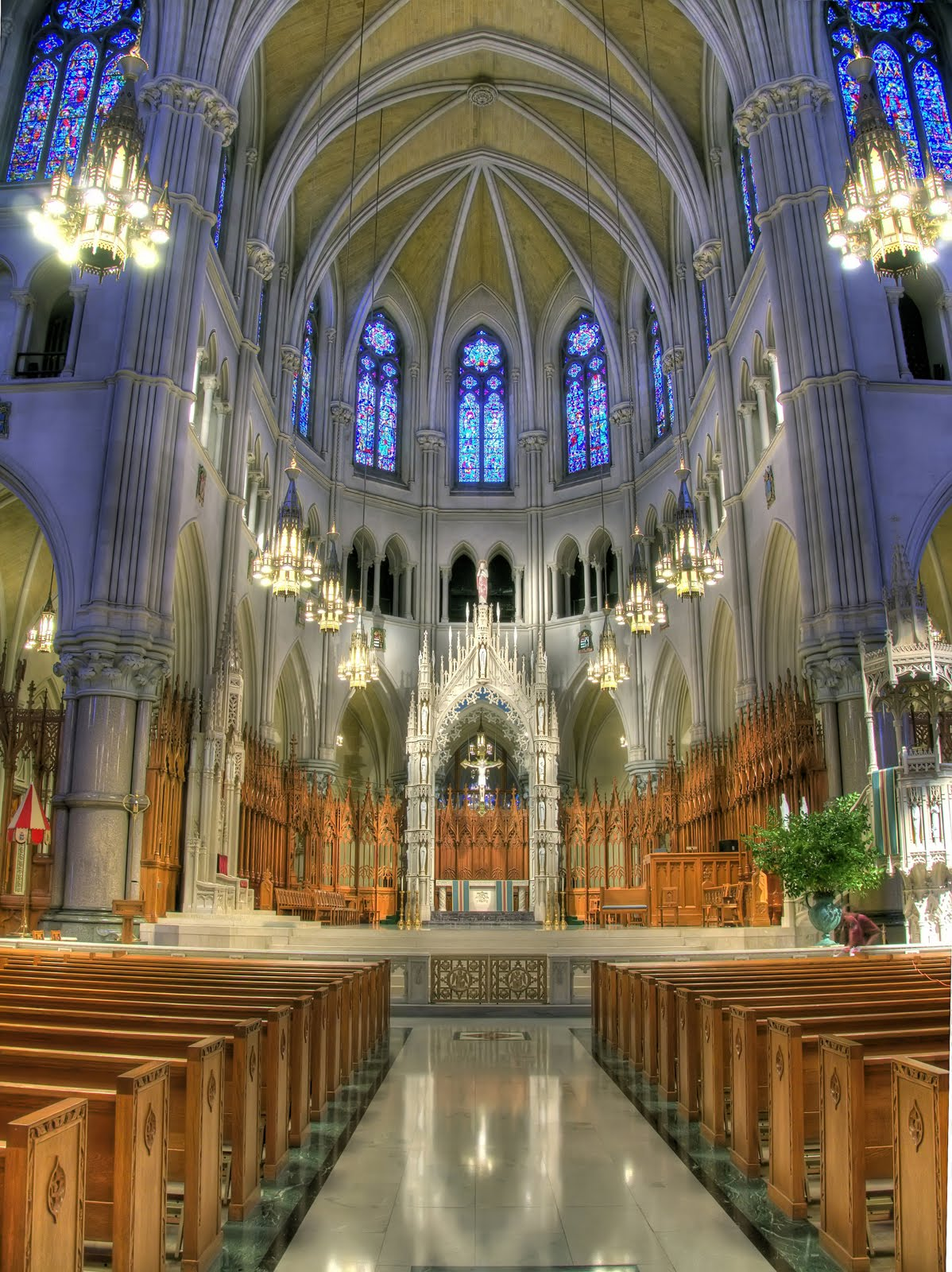 new liturgical movement sacred heart cathedral basilica
