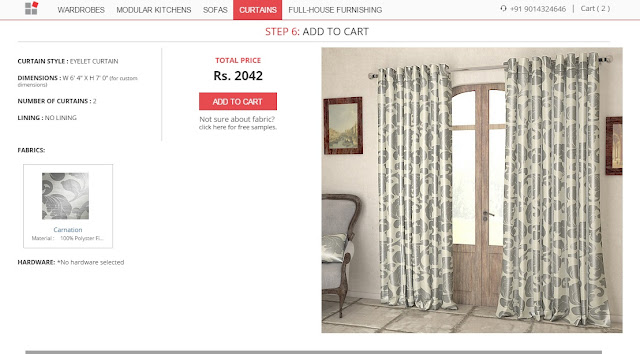 Buy Furnishing Online