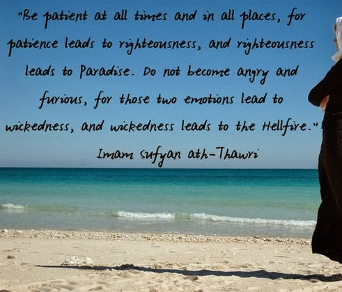patience in islam