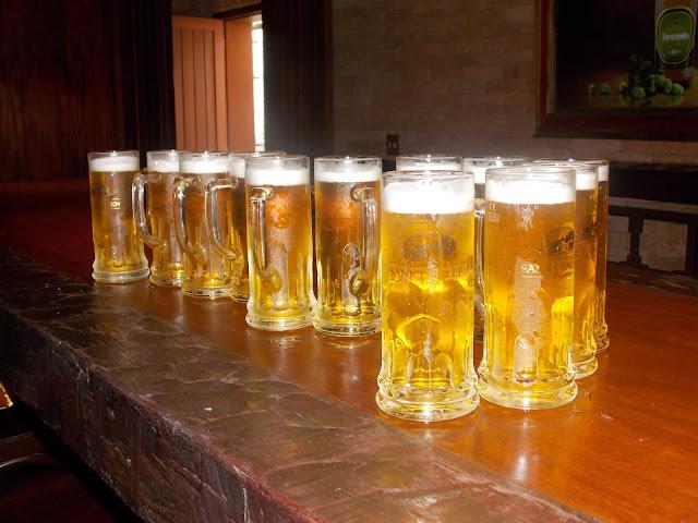 Lançamento do Chope de Verão da Vila St. Gallen