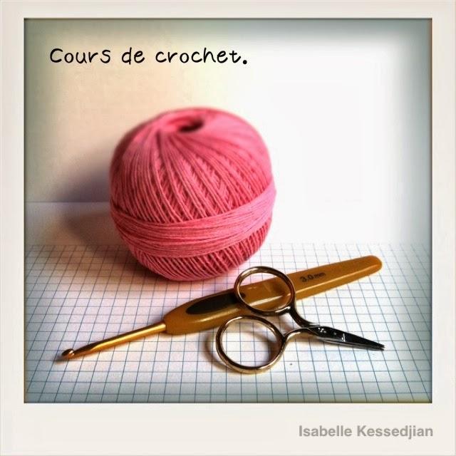 Cours de crochet