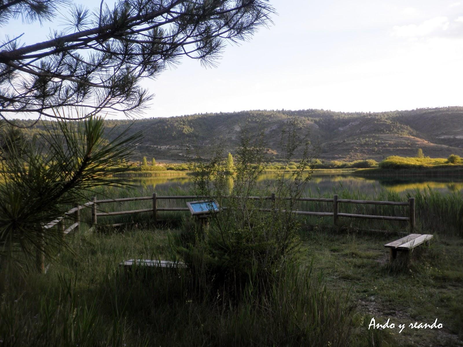 Mirador laguna Grande del Tobar