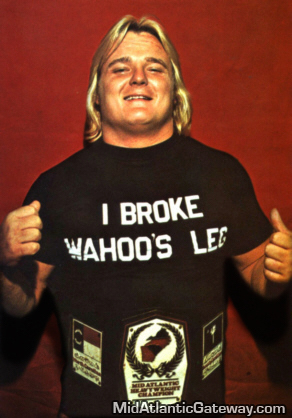 Greg Valentine Had Multiple Major Runs Before Making A Permanent Home In  The WWF In 1984. The First Run Covered Here Is In 1979.