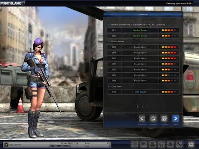 Cheat PB Point Blank 29 Agustus 2012 hardika.com