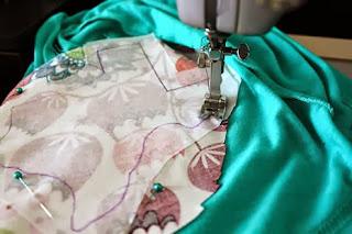 Aprenda a fazer aplique em roupas passo a passo