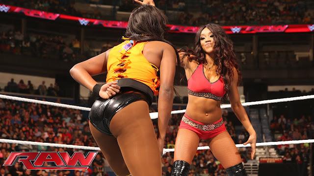 Alicia Fox - Beautiful Women of Wrestling