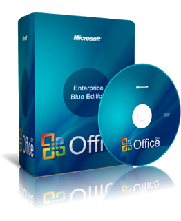 Microsoft Office 2007 Blue Edition + Product Key - Free Downloaded Software Full Version