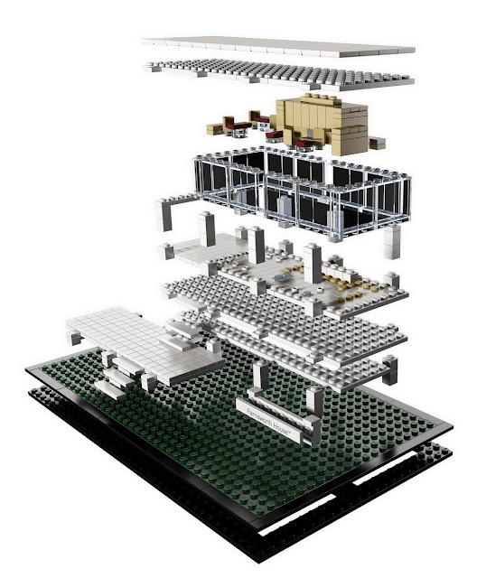 Lego Architecture Farnsworth House1