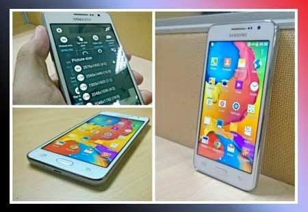 Samsung Galaxy Grand Prime, Smartphone Samsung