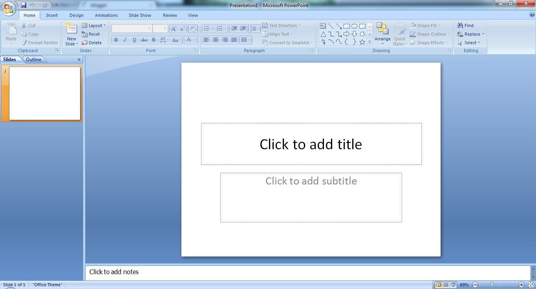 Как сделать проект на компьютере microsoft word 2010