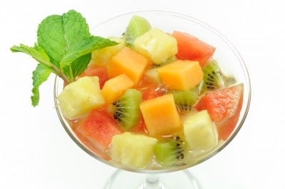 Summer Entertaining, Outdoor Entertaining, Summer Dishes, Fruit Salad, Fresh Salad