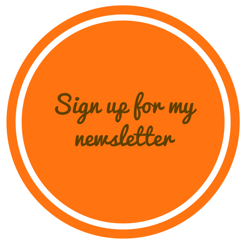 Sign up to my author newsletter