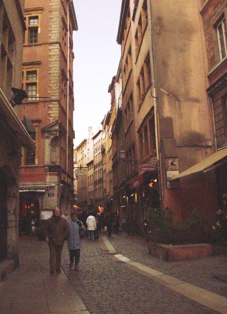 Vieux Lyon, lione