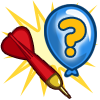 FarmVille Free Mystery Game Dart on July 11th 2012