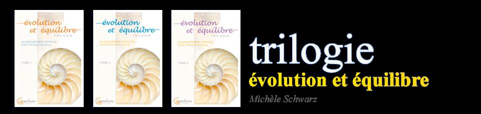 Évolution et Équilibre-Michèle-Schwarz-éditions Gabriandre