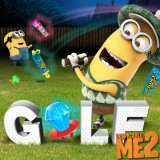 Minion Golf   Juegos15.com