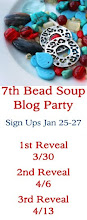 Participating in the Bead Soup Blog Party
