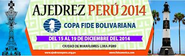 Perú: Copa Bolivariana Fide (Dar clic a la imagen)