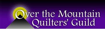 Over The Mountain Quilters