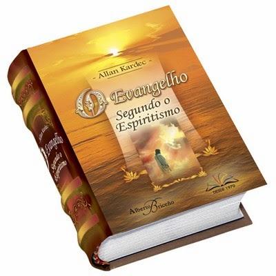 Evangelho aleatório (clique em cima do livro)