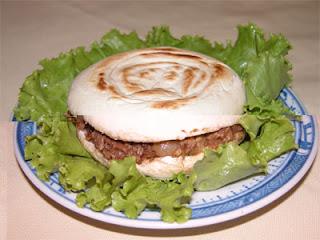 Xi'an Famous Foods - Roujiamo
