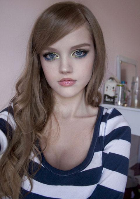 Ảnh gái xinh gái đẹp rất là cute 17